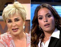 """Ana María Aldón denuncia mensajes de odio que recibe Gloria Camila: """"Inmigrante de mierda, ojalá te mueras"""""""
