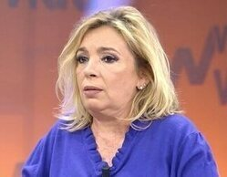 """Carmen Borrego sufre un esguince de costilla tras el polémico zarandeo de Torito: """"He estado fastidiada"""""""