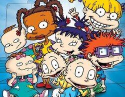 'Rugrats, aventuras en pañales' y otras 11 series protagonizadas por bebés