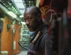 'Fear The Walking Dead': Morgan se juega la vida en una carrera a contrarreloj en el 6x15