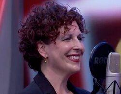 La actriz que pone voz a Siri revela cómo fue su polémico despido en 'El hormiguero'