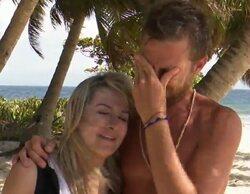 """El emotivo encuentro de Tom Brusse y la madre de Melyssa en 'Supervivientes': """"Me ha cuidado como a un hijo"""""""
