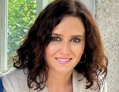 Isabel Díaz Ayuso nació el mismo día que Pablo Iglesias: