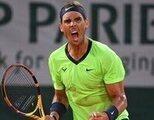 Rafa Nadal se despide de Rolad Garros con un gran 5,3% en DMAX