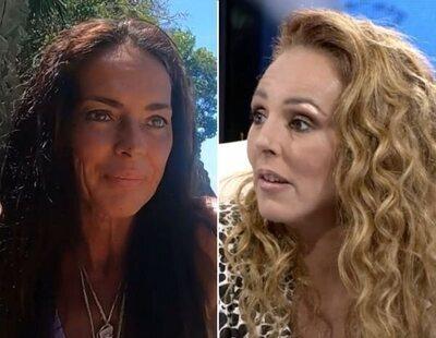 El mensaje de Olga Moreno a Rocío Flores, ¿con doble provocación hacia Rocío Carrasco?
