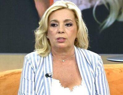 Carmen Borrego reta a la hija de Edmundo Arrocet a