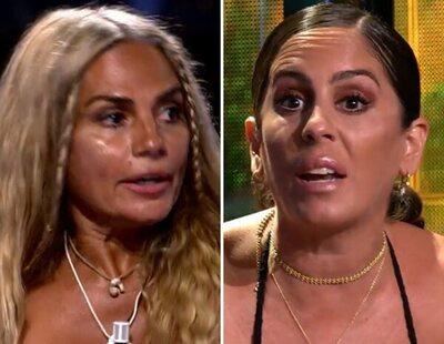 El pique de Sylvia Pantoja y Anabel Pantoja en 'Supervivientes':