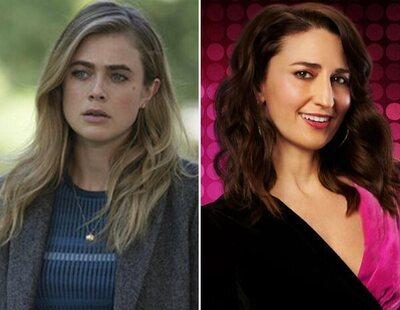 NBC cancela 'Manifest' y Peacock renueva 'Girls5Eva' por una segunda temporada
