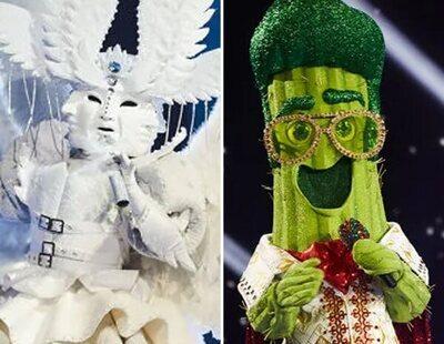 Ángel y Cactus, nuevas máscaras eliminadas en la cuarta gala de 'Mask Singer 2'
