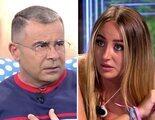 """Jorge Javier Vázquez, indignado, reprocha a Rocío Flores sus malas formas: """"Muestra su verdadera realidad"""""""