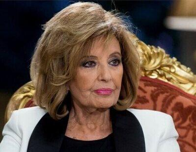 María Teresa Campos lanza una indirecta a Mediaset en su cumpleaños: