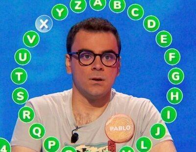 Antena 3 vuelve a anunciar la posible victoria de Pablo en 'Pasapalabra'