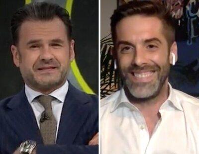 La advertencia de Iñaki López a José Yélamo para cuando lo sustituya en 'laSexta noche'