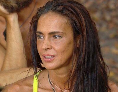 La reacción de Olga al descubrirse una de sus pullas a Lara Sajén en 'Supervivientes'
