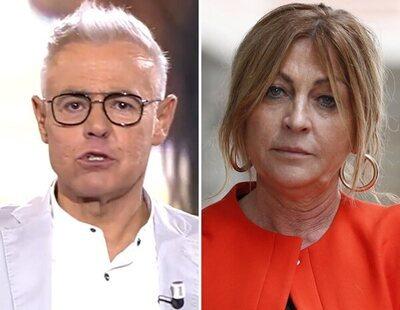 Jordi González reprende a la madre de Alejandro Albalá por su actitud en 'Supervivientes'
