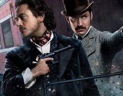 """""""Sherlock Holmes: Juego de sombras"""" se coloca en un primer puesto con un 3,6%, por delante del cine de Trece"""