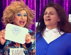 Así fueron las parodias de Isabel Díaz Ayuso, Belén Esteban, Dakota y Karina en 'Drag Race España'