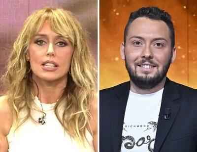 El zasca de Emma García a José Antonio Avilés: