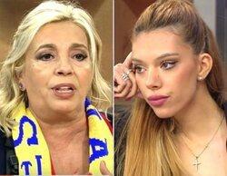 Carmen Borrego y Alejandra Rubio firman la paz después de la reprimenda de Terelu Campos
