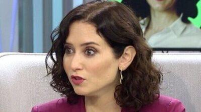 """Isabel Díaz Ayuso niega el cierre de Telemadrid pero afirma que querría """"reformarla para centrarla en lo útil"""""""