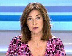 """Ana Rosa Quintana responde a un espontáneo que la llama """"manipuladora"""" en directo: """"¿De qué se queja?"""""""