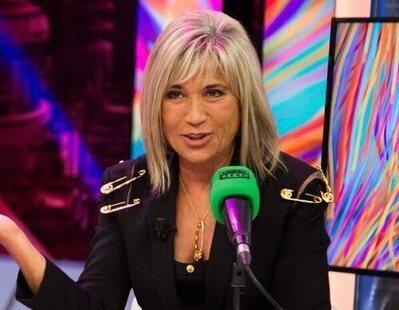 Julia Otero regresa a la radio por un día en pleno tratamiento contra el cáncer