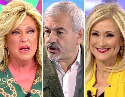 Lydia Lozano, Carlos Sobera y Cristina Cifuentes participarán en 'Los miedos de...'