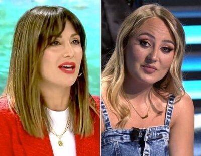 Nagore Robles atiza a Rocío Flores por sus vetos en Telecinco: