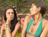 Melyssa y Olga Moreno echan balones fuera sobre sus críticas a sus compañeros en 'Supervivientes'