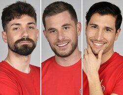 'Supervivientes 2021': Alejandro Albalá, Tom Brusse y Gianmarco Onestini, concursantes nominados en la Gala 12