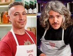 RTVE señala a Dani y Pepe de 'MasterChef 9' tras obligar a Ofelia a cocinar carne de potro
