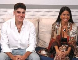 Julen e Inma Campano toman el relevo de Albert Álvarez y Danna Ponce como inquilinos del pisito de 'Solos'