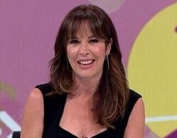 Mamen Mendizábal se despide de 'Más vale tarde' con un emotivo mensaje para la audiencia