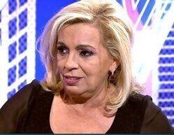 """Carmen Borrego se enfrenta a su entrevista más difícil: """"He hecho cosas que han molestado al clan Campos"""""""