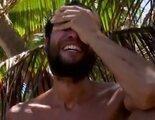 """El llanto amargo de Gianmarco en 'Supervivientes' tras discutir con Olga Moreno: """"No aguanto más a esta gente"""""""