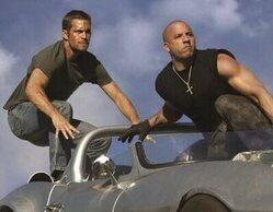 """""""Fast & Furious: Aún más rápido"""" pisa el acelerador para colocarse en el primer puesto con un 4% en FDF"""