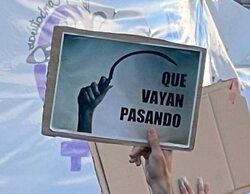 La sociedad clama justicia por el crimen de Samuel con frases de 'Veneno' y pullas a Ana Rosa Quintana