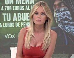 """Rocío Delgado, presentadora de Telemadrid, denuncia en redes el acoso sexual que sufrió por la calle: """"Zorra"""""""