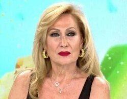 """Rosa Benito, fría al comentar la incorporación de Rocío Carrasco a 'Sálvame': """"Si nos cruzamos le diré hola"""""""
