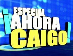 Antena 3 emitirá una entrega especial de '¡Ahora caigo!' para despedirse definitivamente del formato