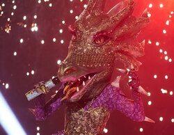 'Mask Singer 2': María Zurita, concursante bajo la máscara de Dragona, décima eliminada de la edición