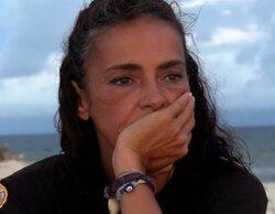 """Olga Moreno protagoniza un par de robos a sus compañeros en 'Supervivientes': """"¿Cómo voy a coger comida?"""""""