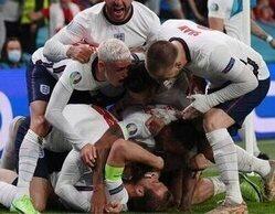 La Eurocopa arrasa con la prórroga del Inglaterra - Dinamarca (33,7%) y 'Supervivientes' anota un 11% en Cuatro