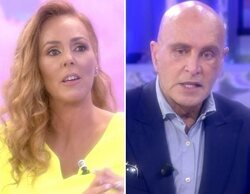 """Rocío Carrasco reprende a Kiko Matamoros: """"¿Cómo no va a doler si la paliza me la dio a mí?"""""""