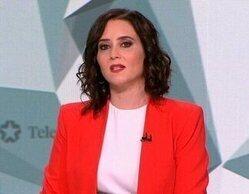 """Isabel Díaz Ayuso justifica su control sobre Telemadrid: """"Cuesta casi dos Zendales"""""""