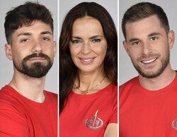 'Supervivientes 2021': Alejandro Albalá, Olga Moreno y Tom Brusse, concursantes nominados en la Gala 14