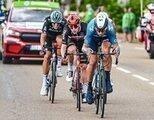 El 'Tour de Francia' (5,6%) se queda el maillot del triunfo diario con su llegada en Teledeporte