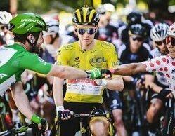 El Tour de Francia (5,1%) pedalea a ritmo de récord y 'Elif' (4,2%) demuestra su fortaleza