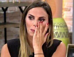 """Irene Rosales abandona 'Viva la vida' entre lágrimas: """"No estoy bien. Voy a dejar la televisión"""""""