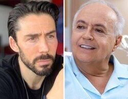 """La nueva vida de Rubén Sanz, actor que fue relacionado durante años con José Luis Moreno: """"Estoy desconectado"""""""